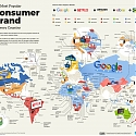 (Infographic) The World's Most Searched Consumer Brands