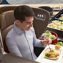 Singapore Airlines is Turning Its Planes Into Pop-up Restaurants - Restaurant A380 @Changi