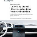 (PDF) Mckinsey - Unlocking The Full Life-Cycle Value from Connected-Car Data
