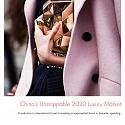 (PDF) Bain - China's Unstoppable 2020 Luxury Market