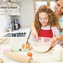 Mother's Heart - Food Storage Device