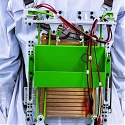 Power Backpack for Energy Harvesting and Reduced Load Impact
