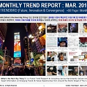 Monthly Trend Report - March. 2016 Edition