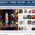 Monthly Trend Report - July. 2018 Edition