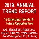 Annual Trend Report - 2019 Edition !