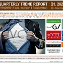 Quarterly (Silicon Valley) Trend Report - Q1. 2021 Edition